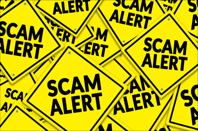 Tax Scam warning signs